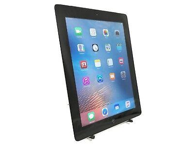 """Apple iPad 3rd Gen (A1403) - 32GB, Wi-Fi + 4G (Unlocked), 9.7"""", Black - C Grade"""