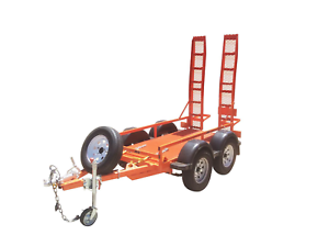 JLG Scissor Lift Trailer Regents Park Auburn Area Preview