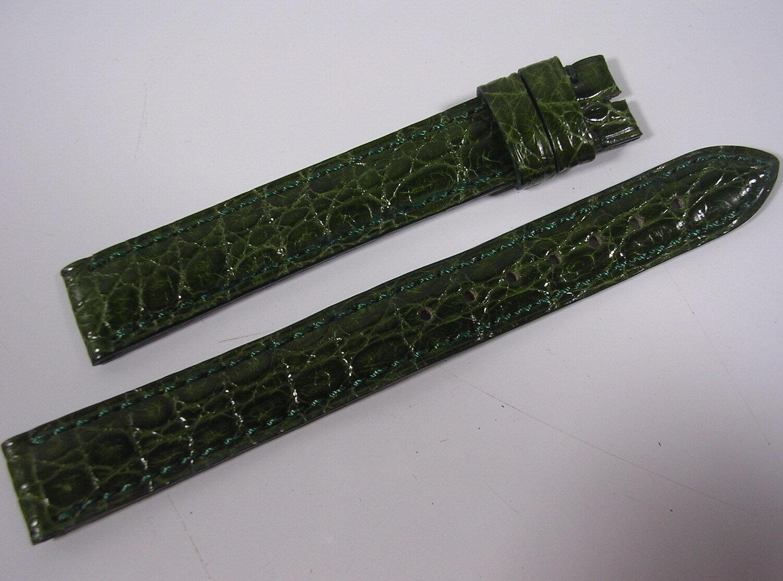 Bracelet cuir cartier pour montre 13 mm stock ancien
