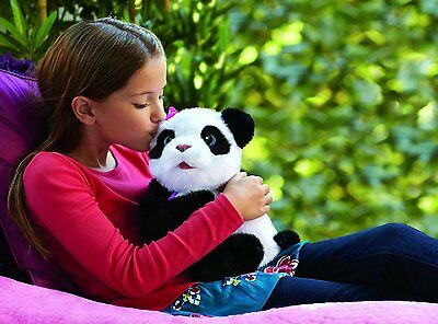 Furreal Friends Pom Pom Baby Panda Pet Electronic Walking Talking Soft Plush Toy