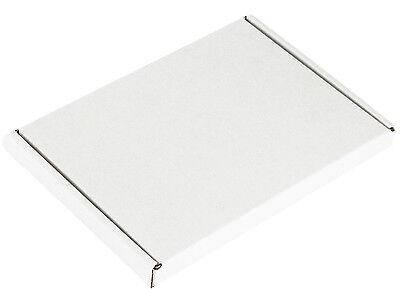 20 WHITE C5 A5 PIP BOX SHIPPING MAIL POSTAL LARGE LETTER SIZE: 23cm x 16cm x 2cm