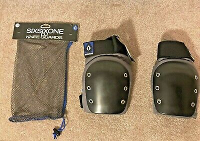 Guards CLOSEOUT Adult /& Youth Sizes 661 SIXSIXONE DJ Knee Pads