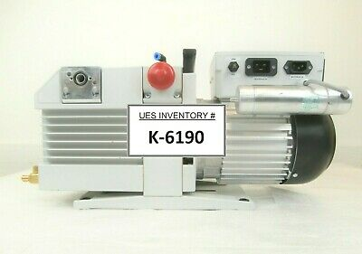 Trivac D16b Leybold 160141v150-1 Rotary Vane Vacuum Pump Used Tested Working