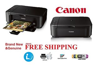 Canon MG3522 Wireless All-In-One Printer+Scanner+Copier  Wi-Fi & Air Print *NEW*