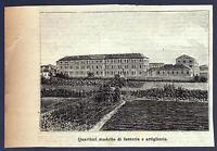 Novi Ligure Xilografia - Le Cento Citta' D' Italia 1899 -  - ebay.it