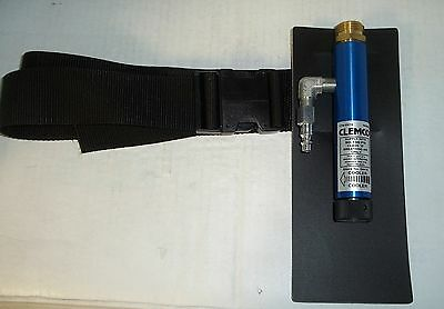 Clemco Cool Air Tube Assembly Part 04410 Cat For Blast Helmet Respirator