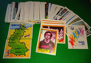PANINI EC EURO 88 - stickers at your choice - removed very good condition [MAX] - Italia - PANINI EC EURO 88 - stickers at your choice - removed very good condition [MAX] - Italia
