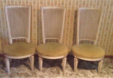 Antique Chairs    Price Quoted is for each Chair Brunswick West Moreland Area Preview