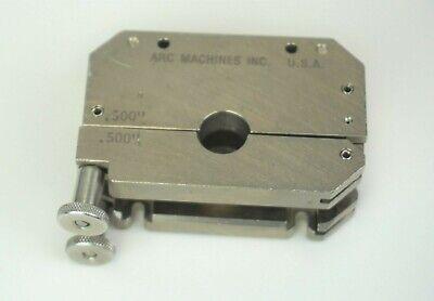 Arc Machines Ami Orbital Welding Model 9ct Cassette Type .500 12 Collets Clamp