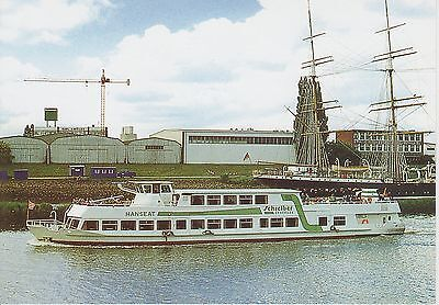 AK MS HANSEAT, Schreiber Reederei, Bremen