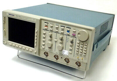 Tektronix Tds754a 4ch Color Digitizing Oscilloscope 500mhz 2gsas Opt 4f Tested