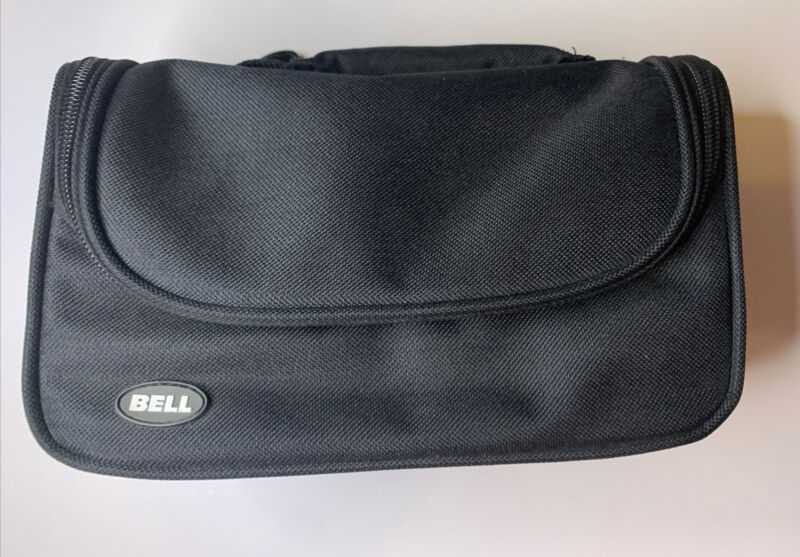 Bell Bike Handle Bar Attachable Storage Bag Pack New Without Tags