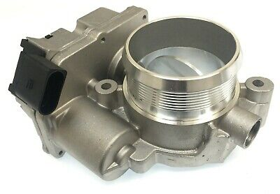 Complete Throttle Body For 2.7 3.0 Audi A4 A5 A6 A8 Q5 Q7 & Allroad VW Touareg