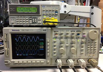 Tektronix Tds754d Oscilloscope 500mhz 2gss 13 1f 2m 2f 2c