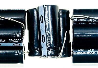 35v 3300uf Electrolytic Capacitor - 5 Pcs