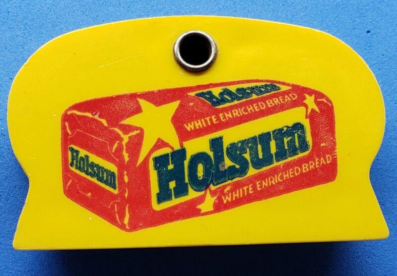VINTAGE HOLSUM BREAD PLASTIC SCRAPER GREAT CONDITION RARE FIND