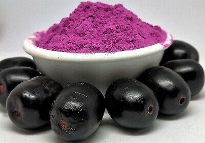 Java Plum Black Jamun Fruit Powder 100g Natural Flavour compliment substitute