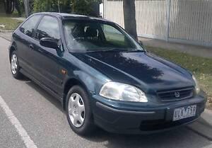 1998 Honda Civic Hatchback Noble Park North Greater Dandenong Preview