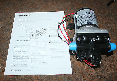 New SHURflo 12V 30 GPM RV Water Pump 4008 101 A65 Revolution
