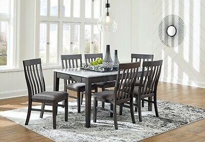 Ashley Furniture Luvoni 7 Piece Dining Room Set