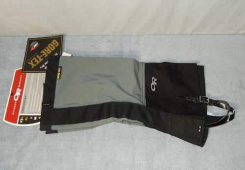 New Outdoor Research OR Expedition Crocodile Size XL Gore Tex Boot Leg Covers