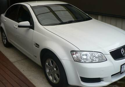 HOLDEN COMMODORE OMEGA 2011 VE DUEL FUEL