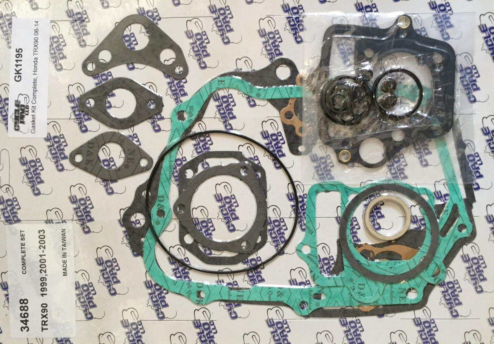 Gasket Kit Complete, Honda TRX90 06-14