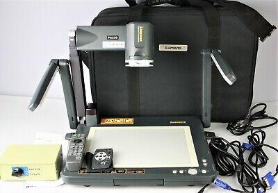 Lumens Ps550 Classroomconference Room Digital Presenter Document Camera