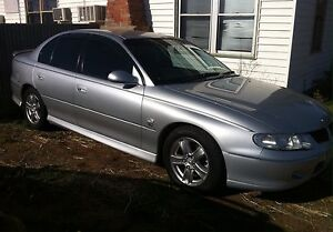 2001 Holden Commodore SuperCharged VX SPAC Duco Silver Horsham Horsham Area Preview