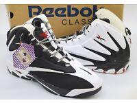 Reebok The Blast OG Hexalite Nick Van Exel M41941 Retro NBA White Black Red New