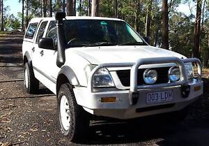 2003 Holden RA Rodeo Dual Cab Ute Diesel 4x4 Brookfield Brisbane North West Preview