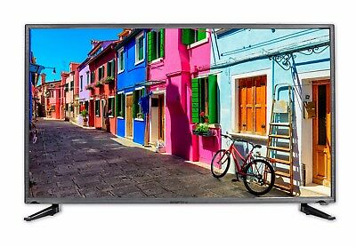 "LED TV X405BV-F 40"" Class 1080P HDTV Flat Screen w/ Ultra Slim Metal Brush Bezel"