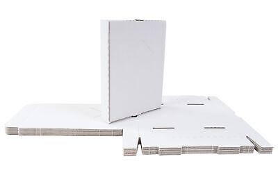 10 Cajas Cartón 185x135x35 de Envío Plegable Grande