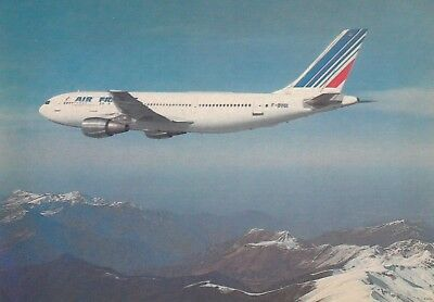 Air France A300 Postcard - Mint Condition - Unused