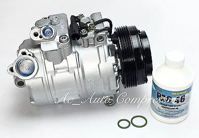 2000-2005 BMW 320 323 325 328 330 ci, i, xi OEM Reman A/C Compressor.