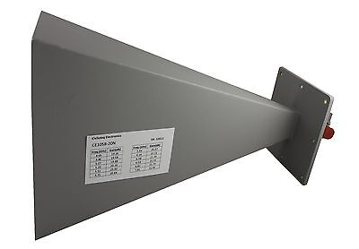 4.64ghz To 7.05ghz 20db Gain Horn Antenna With N-f Connector