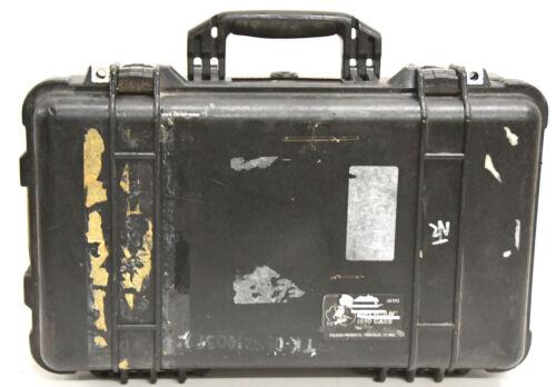 Black Pelican 1510 Carry On Case w/Foam