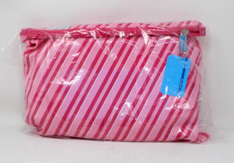 Flight 001 Cosmetic 4 Piece Travel Bag Set Pink