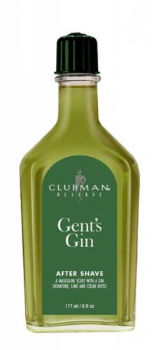 Clubman Reserve Gents Gin After Shave Lotion, 6 Fluid Ounce