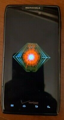 Motorola Droid RAZR MAXX - 16GB - Black (Verizon) Smartphone