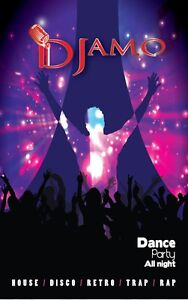 DJamo! Dj for your party. Fully inclusive, customised playlists,.. Moonee Ponds Moonee Valley Preview