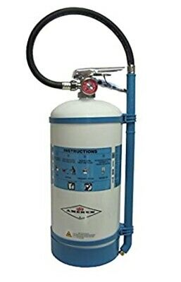 Amerex B270nm 1.75gal Water Mist Class A C Nonmagnetic White Fire Extinguisher