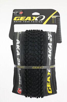 1QTY GEAX AKA 29er 29 x 2.2 TNT Tubeless Ready Folding Bead MTB Bike Tire NEW