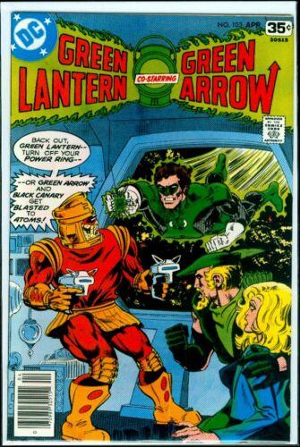 DC Comics GREEN LANTERN #103 Green Arrow VFN 8.0