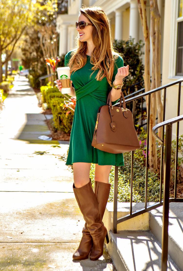 Autumn Bodycon Long Sleeve Mini Dress