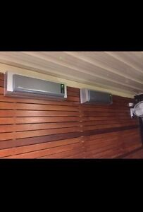 x2 Wall heaters Angle Park Port Adelaide Area Preview
