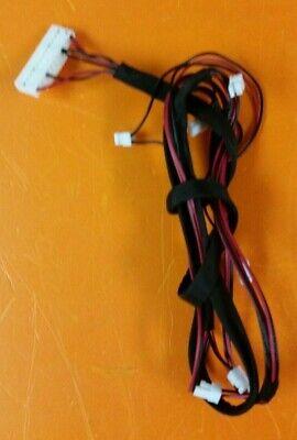 ⭐️⭐️⭐️⭐️⭐️ TV Backlight LED Wiring Harness Sharp LC-50LB371U
