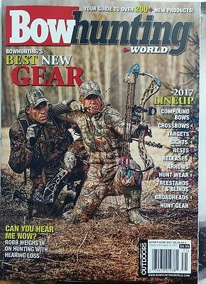 Bowhunting World Buyer's Guide 2017 Best New Gear Products FREE SHIPPING
