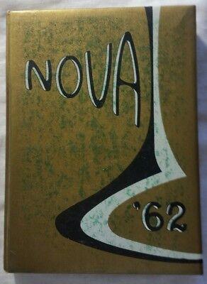 Novato High School Novato California 1962 Yearbook