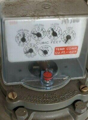 American Meter- Diaphragm Natural Gas Meter Al800